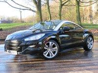 2015 PEUGEOT RCZ 1.6 THP GT 2d 156 BHP £10777.00