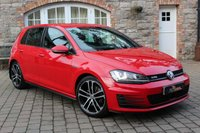 USED 2013 63 VOLKSWAGEN GOLF 2.0 GTD 5d 181 BHP FULL LEATHER - XENONS