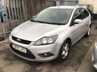 USED 2010 59 FORD FOCUS 1.6 ZETEC 5d 100 BHP Great family car, great value, alloys, air/con, superb.