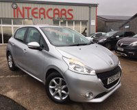 USED 2013 63 PEUGEOT 208 1.4 HDI ACTIVE 5d 68 BHP NIL ROAD TAX !!!