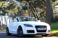 2010 AUDI TT 2.0 TFSI S LINE SPECIAL EDITION ROADSTER