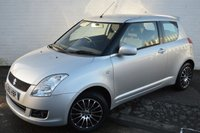 USED 2010 60 SUZUKI SWIFT 1.3 SZ3 3d 91 BHP CHEAP CAR WITH LOW MILEAGE