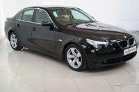 2008 BMW 525 SE Automatic 2.5 4d SALOON LOW MILEAGE £5950.00