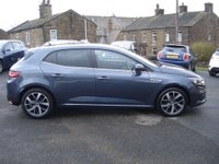 USED 2016 66 RENAULT MEGANE 1.2 DYNAMIQUE S NAV TCE 5d 130 BHP 1 OWNER FULL HISTORY LOW MILES