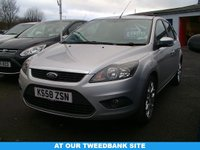 USED 2009 58 FORD FOCUS 1.8 ZETEC 5d 125 BHP AT OUR TWEEDBANK SITE