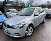 2012 KIA CEED 1.6 2 CRDI 5d AUTO 114 BHP £5489.00