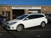 2012 FORD FOCUS 1.6 TITANIUM TDCI 115 5d 114 BHP £4995.00