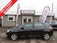 USED 2014 14 SKODA RAPID 1.2 SPACEBACK SE TSI 5DR HATCHBACK  104 BHP MANAGERS SPECIAL PRICE +++FEBRUARY SALE NOW ON+++