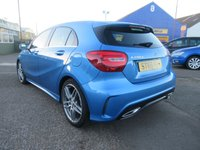 USED 2017 64 MERCEDES-BENZ A CLASS 2.1 A 200 D AMG LINE 5d AUTO 134 BHP