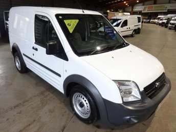 2013 FORD TRANSIT CONNECT 1.8 T220 LR VDPF VAN 90 BHP-ONE OWNER £5495.00