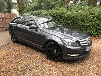 2012 MERCEDES-BENZ C CLASS 1.8 C250 BLUEEFFICIENCY AMG SPORT PLUS 5d AUTO 202 BHP £12489.00