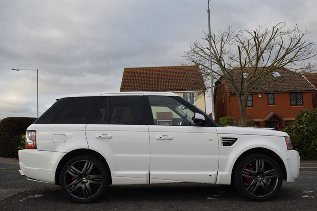 USED 2011 11 LAND ROVER RANGE ROVER SPORT 3.0 TDV6 OVERFINCH HSE 5d AUTO 245 BHP