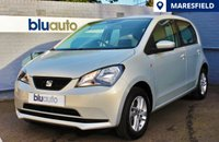 USED 2014 14 SEAT MII 1.0 SE 5d AUTO 74 BHP A very low mileage example with Silver Leaf Metallic Paint, Alloy Wheels all round, CD & Aux, Air Conditioning - Two Private Owners and a Full Service History...