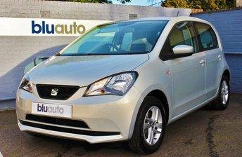 2014 SEAT MII 1.0 SE 5d AUTO 74 BHP £5995.00