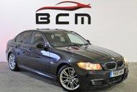 2010 BMW 3 SERIES 3.0 330D M SPORT 4d AUTO 242 BHP £SOLD