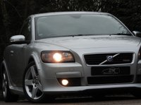 USED 2009 59 VOLVO C30 2.0 D R DESIGN SPORT 3d 135 BHP ONLY 76K FSH LEATHER A/C VGC