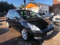 2012 PEUGEOT 5008 1.6 E-HDI ALLURE 5d AUTO 112 BHP £SOLD