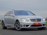 2007 MERCEDES-BENZ S 65 AMG 6.0 S65 AMG 4d AUTO 604 BHP £19500.00