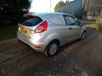 USED 2013 13 FORD FIESTA 1.6 ECONETIC VAN TDCI 1d 94 BHP FANTASTIC CONDITION UN-ABUSED VAN. AIR CON. BLUETOOTH. MUSIC STREAMING. HEATED FRONT SCREEN. EXCELLENT HISTORY