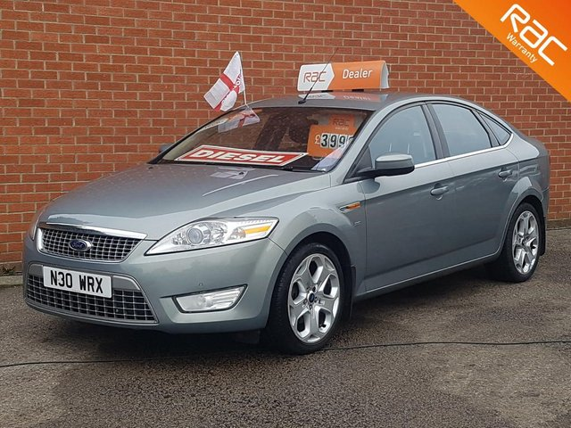 2008 N FORD MONDEO 2.2 TITANIUM X TDCI 5d 173 BHP  HEATED LEATHER