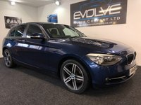 USED 2012 62 BMW 1 SERIES 1.6 114I SPORT 5d 101 BHP IMMACULATE LOW MILEAGE EXAMPLE
