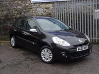 2011 RENAULT CLIO 1.1 I-MUSIC TCE 5d 100 BHP £4199.00