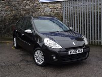 USED 2011 60 RENAULT CLIO 1.1 I-MUSIC TCE 5d 100 BHP