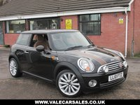 2010 MINI HATCH COOPER 1.6 COOPER MAYFAIR (BLUETOOTH / LEATHER) 3dr £4990.00