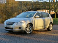 2007 KIA CEED 1.6 LS 5d 121 BHP £1870.00