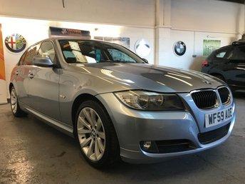2009 BMW 3 SERIES 2.0 318D SE 4d 141 BHP £6990.00