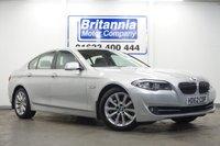 2013 BMW 5 SERIES 2.0 528I SE HIGH SPEC AUTO 242 BHP £12990.00