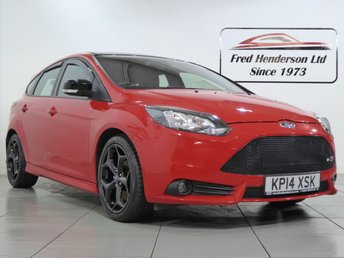 2014 FORD FOCUS 2.0 ST-2 5d 247 BHP £SOLD