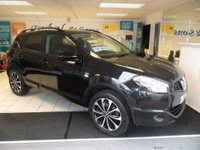 USED 2013 63 NISSAN QASHQAI 1.6 360 5d 117 BHP FULL NISSAN HISTORY 1 OWNER