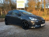 USED 2015 15 VAUXHALL CORSA 1.2 LIMITED EDITION 3dr Air Con, Cruise, Bluetooth