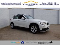 2014 BMW X1 2.0 SDRIVE20D EFFICIENTDYNAMICS 5d 161 BHP £9650.00