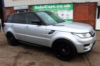 USED 2016 16 LAND ROVER RANGE ROVER SPORT 3.0 SDV6 HSE 5d AUTO 306 BHP +LOWEST RATES IN THE UK.
