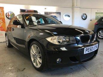 2010 BMW 1 SERIES 2.0 116I M SPORT 5d AUTO 121 BHP £7990.00