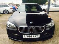 USED 2014 64 BMW 7 SERIES 3.0 730D M SPORT 4d AUTO 255 BHP