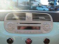 USED 2015 64 FIAT 500 1.2 LOUNGE DUALOGIC 3d AUTO 69 BHP