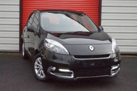 USED 2012 M RENAULT SCENIC 1.5 DYNAMIQUE TOMTOM DCI 5d 110 BHP