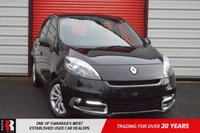 USED 2012 62 RENAULT SCENIC 1.5 DYNAMIQUE TOMTOM DCI 5d 110 BHP Stunning Car Low Price! Low Miles!