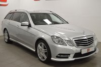 USED 2013 13 MERCEDES-BENZ E CLASS 2.1 E250 CDI BLUEEFFICIENCY SPORT 5d 204 BHP LOW MILES + SAT NAV + SERVICE RECORDS + PRIVACY GLASS