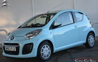 USED 2013 63 CITROEN C1 1.0 VTR 3 DOOR 67 BHP