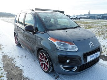 2012 CITROEN C3 PICASSO Finance from £96 per month. 1.6 Diesel. £4995.00
