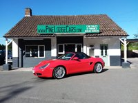 USED 2001 Y PORSCHE BOXSTER  FINANCE AND PART EXCHANGE WELCOME. 3 MONTHS WARRANTY. ALL CARS HAVE A YEAR MOT AND A FRESH SERVICE.