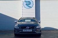 2014 VOLVO V60 2.0 D4 R-DESIGN 5d 178 BHP £10750.00
