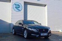 2016 JAGUAR XF 2.0 R-SPORT 4d 177 BHP £15950.00