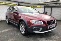 USED 2008 57 VOLVO XC70 2.4 D5 SE LUX AWD 5d AUTO 183 BHP * FREE DELIVERY &  WARRANTY *