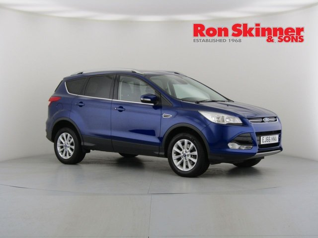 View our 2016 66 FORD KUGA 2.0 TITANIUM TDCI 5d 177 BHP