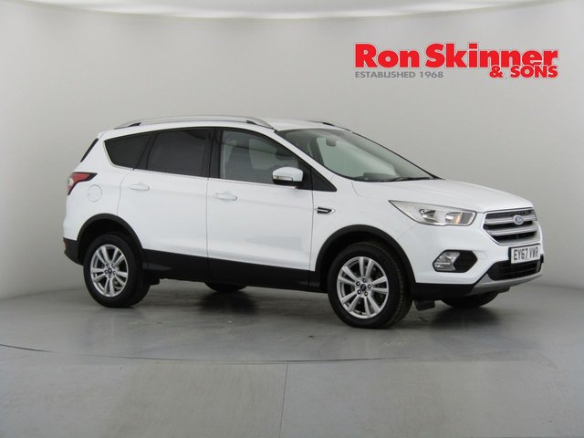 View our 2017 67 FORD KUGA 1.5 ZETEC TDCI 5d 118 BHP